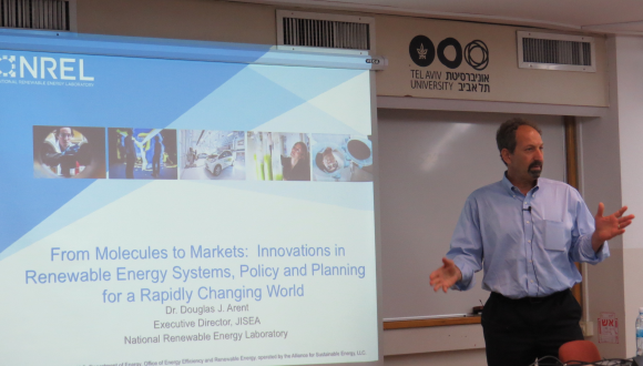Lecture: Innovation and the Future of Renewable Energy