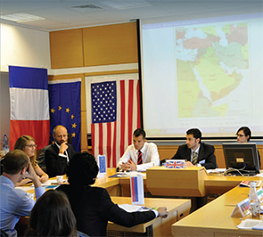 International MA in Security and Diplomacy
