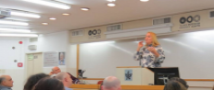 Lecture: MK Tzipi Livni